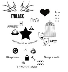 Harry Styles tattoos so far, Hazza, Harold, Haz, Harreh, One Direction, 1D .xx
