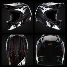 FOX | V4 Racing Helmet