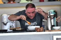 """Chef José Andrés, who fed Puerto Rico following Maria, says Ivanka Trump had him kicked out of event: Andrés, an outspoken critic of President Trump, took to Twitter to question why he was booted from the event at Cafe Milano after initially being welcomed as a guest. """"'Everyone' welcome to the after-party, but I'm not allowed in? Is (sic) because Ivanka Trump told you so?"""""""