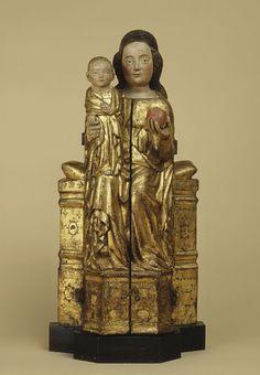 Vierge ouvrante 1