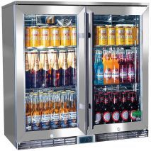 Alfresco Glass Twin Door Bar Refrigerator With Outdoor Rating with LOW E Glass - 5060482000344 For Sale, Buy from Bar Fridges collection at MyDeal for best discounts. Drinks Fridge, Beer Fridge, Mini Fridge, Glass Door Refrigerator, Outdoor Refrigerator, Kylie Jenner, Kitchen Organization Wall, Double Glass Doors, Door Bar