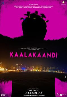 Unfolding through a course of a night in Mumbai, Kaalakaandi showcases three parallel tracks — a man who discovers he has terminal illness decides to let go of his principles and live a little; a woman involved… Streaming Vf, Streaming Movies, New Movies Coming Soon, English Play, Be With You Movie, Live Hd, Imdb Movies, Romance Movies, Full Movies Download