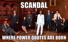 Scandal Top 10 Quotes