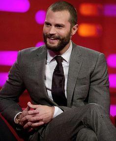 Jamie at Graham Show! ❤ #JamieDornan