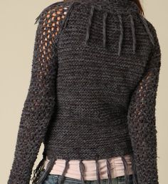 Free People Patchwork - Back