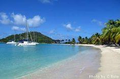 Saltwhistle Bay, Mayreau, The Grenadines