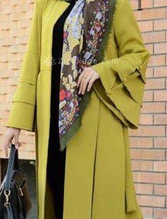 آموزش دوخت مانتو درز زیر بغلِ قطعه ی - زیباکده Myanmar Dress Design, Designer Dresses, Duster Coat, Jackets, Fashion, Down Jackets, Moda, Designer Gowns, Fashion Styles