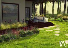 PROJECT // PRIVAT GARDEN 'the forest'    visualisation 'III'   NATURE | SIMPLICITY | ELEGANCE | TIMELESSNESS Landscape Design, Golf Courses, Elegant, Garden, Nature, Classy, Chic, Naturaleza, Landscape Designs