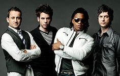 Featured Artists...Newsboys / Lead singer Michael Tait's mother passed away last week.  Remembering them in prayer...