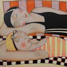 Le sommeil des nageuses | Cécile Veilhan