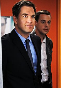 NCIS - Tony and Tim