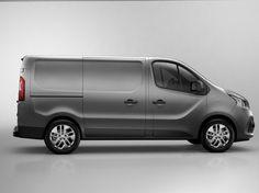 En image : le Renault Trafic 2014