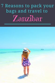 Zanzibar, an archipelago with so much character and stunning natural beauty, has been on my bucket list for quite some time and I finally got to experience this slice of paradise! This picture-perfect island is a true hidden gem and much more than a pretty beach destination. As I boarded the plane on my first trip to Africa, I was excited to explore a corner of the world that I had never visited before and Zanzibar truly exceeded my expectations.