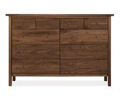 Room & Board - Sherwood 61w 40h Ten-Drawer Dresser