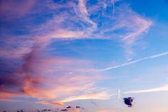 Sunset over Harveys Lake