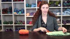 How to Crochet a Sack Bag : Crochet Tips & Techniques