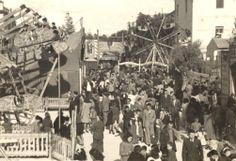 1943. La Feria de Navidad en Campoamor.