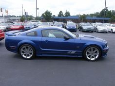Used 2007 Ford Mustang GT Deluxe For Sale | Montoursville PA .