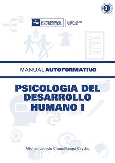 Psicologia del desarrollo humano i
