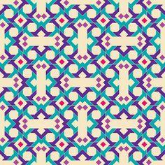geometric/kaleidoscope