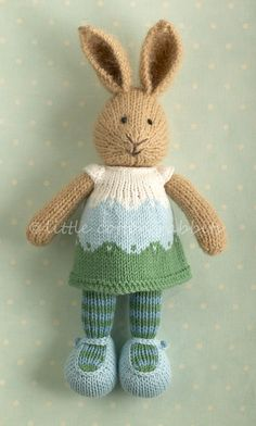 little cotton rabbit