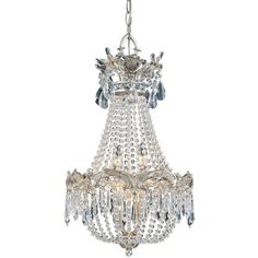 I pinned this Genoa Chandelier from the Savoy House event at Joss and Main!---pinned by #conceptcandieinteriors #homedecor