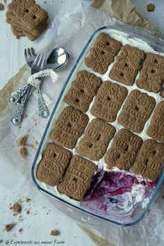 Experimente aus meiner Küche: Spekulatius-Beeren-Tiramisu