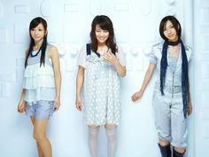 Perfume. Fun J-Pop with production by genius Nakata Yasutaka.