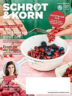 Schrot & Korn Ausgabe 07/2016