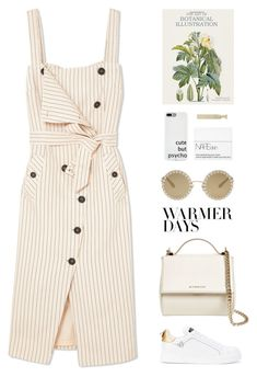 """Spring days"" by baimatovaaa on Polyvore featuring Altuzarra, Dolce&Gabbana, Givenchy, NARS Cosmetics, Accessorize, springdresses and polyvoreset"