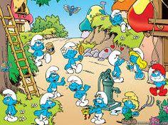 """Résultat de recherche d'images pour """"the smurfs smurfette"""""""