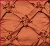 Tutorial for Canadian smocking design (Flower smocking) - hard to underatand Fabric Manipulation Techniques, Textiles Techniques, Sewing Techniques, Smocking Tutorial, Smocking Patterns, Sewing Patterns, Canadian Smocking, Sewing Baskets, Needlepoint Patterns