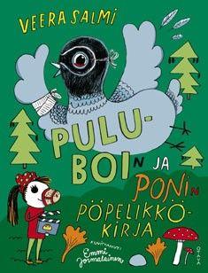 Poniksi haluavan Kallion tytön ja Hakaniemen pulun tarina on anarkistisen kerronnan juhlaaPuluboin ja Ponin asiat tuntuvat menevän pahasti päin pöpelik...