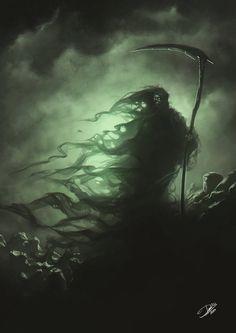 Reaper by Disse86 on Deviantart