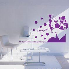 私のハート(My heart)私のハートは真実、そしてあなただけのものよ#wallsticker#harrysticker
