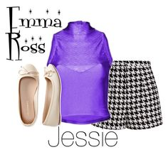 """Jessie- Emma Ross"" by julietrose2003 on Polyvore featuring Emma Cook and Aéropostale"