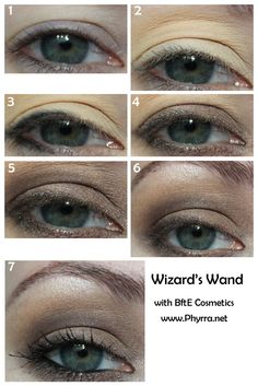 Pin now, play later! Best Makeup Tutorials, Best Makeup Products, Best Beauty Tips, Beauty Hacks, Brown Eyeshadow Looks, Wizard Wand, Wands, Hair Makeup, Girly