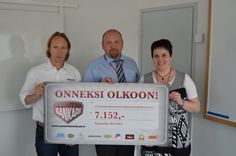 Ammattina Sankari kampanjan hyväntekeväisyyshuutokauppa keräsi varoja kansalliselle pelastushelikopteritoiminnalle.