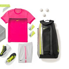 Nike News - Masterful in Melbourne: Nike Tennis Athlete Looks for Down Under