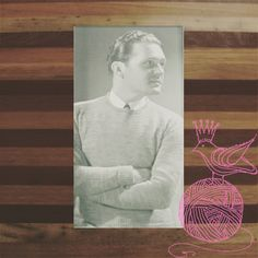 Oh I would melt over this in a light grey.   ONLY 99 CENTS! #RAIFORDSLIP-OVERKNITTINGPATTERN0079 #KINDLE #AMAZON #PRINCESSOFPATTERNS #KNITTINGPATTERN  #VINTAGE #RETRO #DIY #YARN #WOOL #KNITTING #MEN #SWEATERS #MAN #SWEATER #TOP #CLOTHING #TOPS #PULLOVER #PULLOVERS