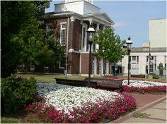 Boyle County Kentucky Courthouse-Danville