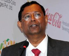 T Krishnakumar is Coca-Cola India's new chief