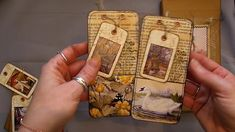 Woodland and Nature Travellers NotebookInserts and Embellishment Sets