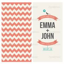 wedding invitation card editable with background chevron font type ribbons bird and heart vector Wedding Invitation Cards, Wedding Cards, Invites, Save Date, Sailor Theme, Brush Lettering, Graphic Design Inspiration, Royalty Free Images, Chevron