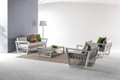 Renava Shape Outdoor Sofa Set VGMNSHAPE-SOFA