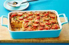 Overnight Tex-Mex Tortilla Brunch Bake Recipe - Kraft Recipes