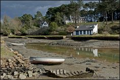 Le Bono photos et images sur fotocommunity Le Bono, Brittany France, Images, Photos, House Styles, Beautiful, Bretagne, Landscape, Pictures