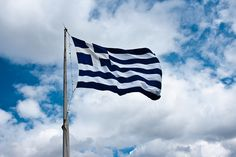 Greece Succumbs to Imperialist Banksterism Greece Economy, Greek Flag, Acropolis, Tumblr Photography, Second World, Sandy Beaches, Mount Everest, Places To Visit, Adventure