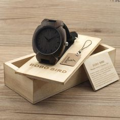 Now available on our store: Handmade Black Wo...Check it out!:http://gobamboo.co.uk/products/handmade-black-wood-natural-wooden-watch?utm_campaign=social_autopilot&utm_source=pin&utm_medium=pin