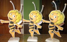 Maya the Bee centerpiece by cricflix on Etsy